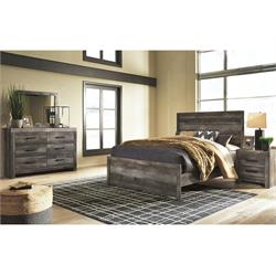 ASHLEY 5PC QUEEN SIZE BEDROOM SET (WYNNLOW) B440-31,36,71,92,96 Image