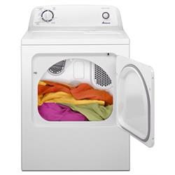 AMANA 6.5 cu. ft. ELECTRIC DRYER NED4655EW Image