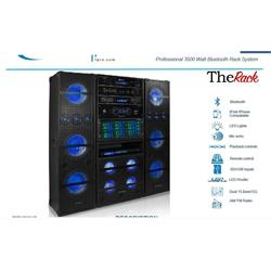 TECHNICAL PRO 3500 WATT RACK STEREO SYS3500 Image