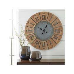 ASHLEY ACCENT WALL CLOCK (PAYSON) A8010076 Image