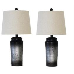 AMERICAN FURNITURE PAIR OF LAMPS FHA001A Image