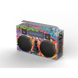 BUMPBOXX ULTRA BLUETOOTH BOOMBOX (GRAFFITI) ULTRA GRAFFITI Image